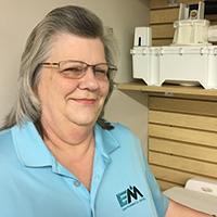 Sue- Veteran Marine Sanitation Consultant