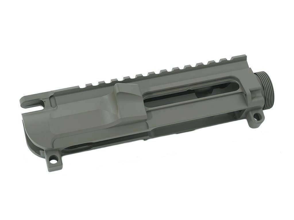 OD Green Cerakoted Billet AR-15 Upper Receiver