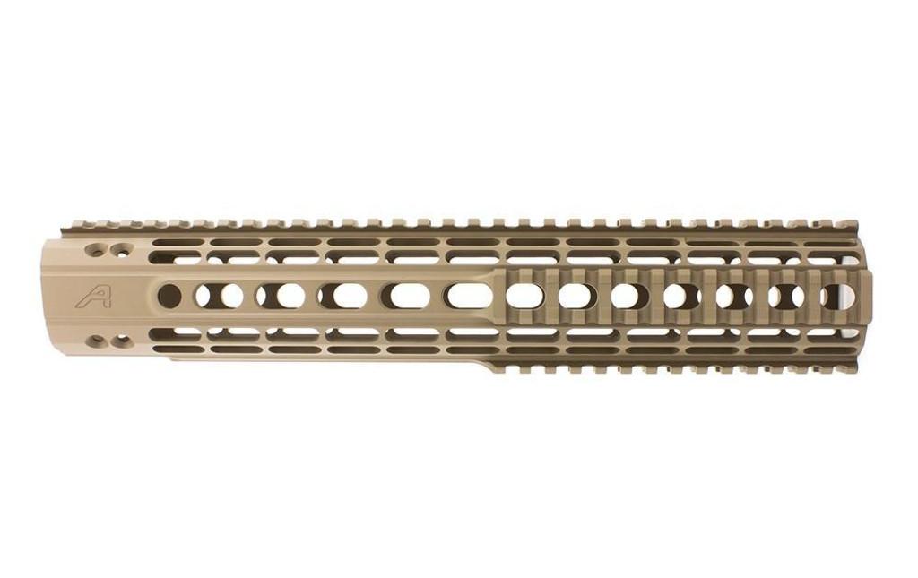 "AERO Precision AR-15 12"" Enhanced Rail Handguard GEN 2 - FDE"