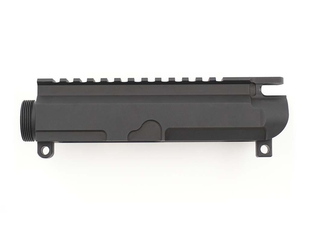 Anodized Billet AR-15 Upper Receiver