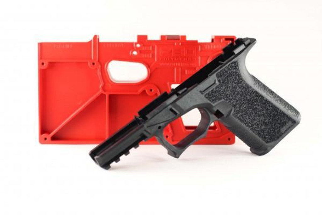Polymer80 PF940C Compact 80% Pistol Lower Frame - Glock 19, 23, 32 Compatible