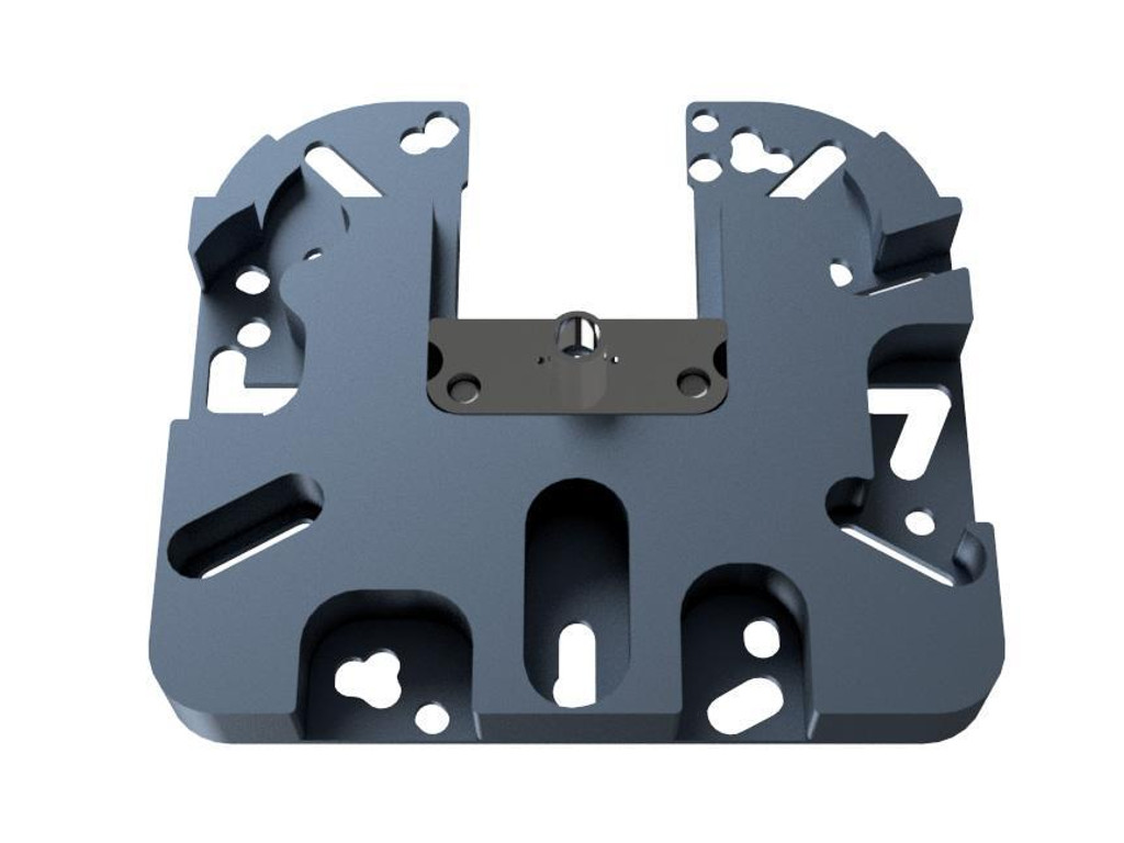 Large Router Plate