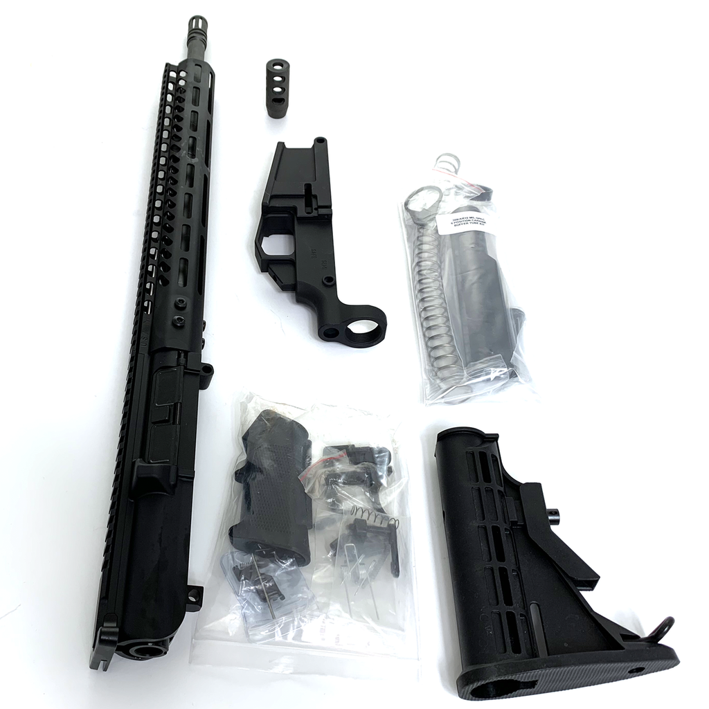 "Complete 18"" AR .308 80% Build Kit"