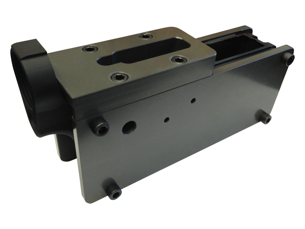 Universal Drill Press 80% AR-15 Jig
