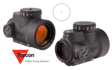 Trijicon MRO™ - 2.0 MOA Adjustable Red Dot (Trijicon MRO™ Low Mount Adapter)