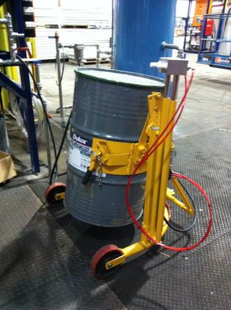 RMCS Virgin Powder Bulk Feed Systems