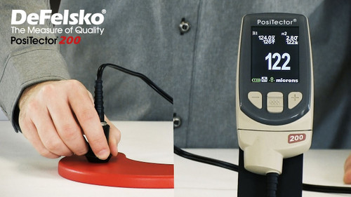 Defelsko Positector 200 Ultrasonic Gauge