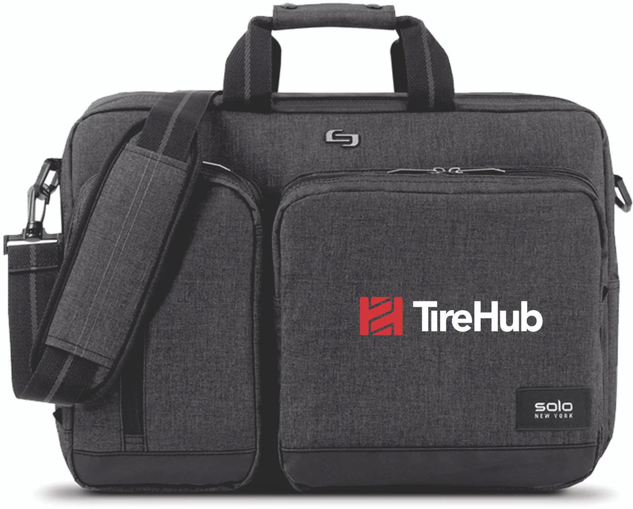 Tirehub Duane Hybrid Briefcase Backpack Tirehubmerchandise