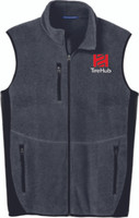 TireHub R-Tek Pro Fleece Full-Zip Vest