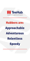 Hubbers Are (4 Commitments) 24x36