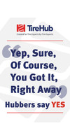 Hubbers Say YES! 24x36