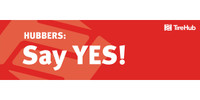 Hubbers Say YES! 120x36