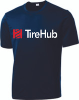 TireHub PosiCharge Competitor Performance Tee TALL SIZES - Assorted Colors