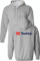 TireHub Full Zip Hooded Sweatshirt  - Assorted Colors
