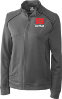 TireHub DryTec Ladies Edge Half Zip