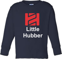 "TireHub ""Little Hubber"" Long Sleeve Tee Shirt"