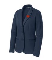 Port Authority® Ladies Knit Blazer