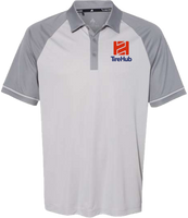 TireHub Adidas - Jacquard Raglan Sport Shirt