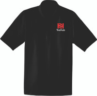 CLEARANCE - TireHub Select Snag-Proof Tactical Polo - 5XL Red