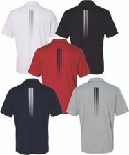 TireHub Adidas Gradient 3-Stripes Sport Shirt - Assorted Colors