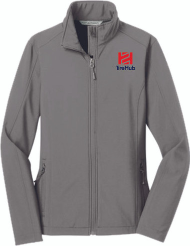 TireHub Core Soft Shell Ladies Jacket - Assorted Colors