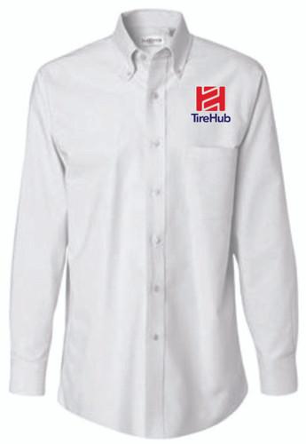 TireHub Long Sleeve Oxford Shirt