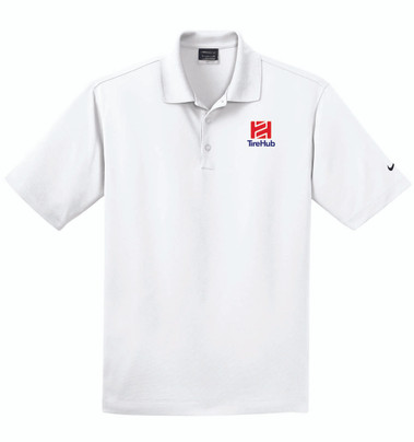 TireHub Nike Dri-FIT Micro Pique Polo TALL SIZES - Assorted Colors