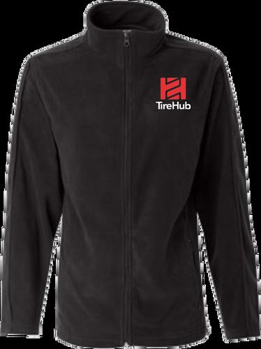 TireHub Microfleece Ladies Full-Zip Jacket - Assorted Colors