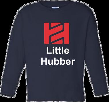 """TireHub """"Little Hubber"""" Long Sleeve Tee Shirt"""