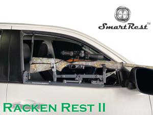 SmartRest - Racken Rest II - Car Window Rest in driver's car window