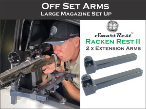 SmartRest - Off Set Arms