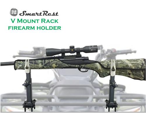 SmartRest - V Rack - ATV Front Rest