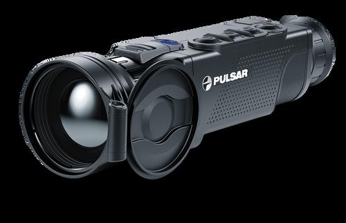 Pulsar Helion2 XP50 PRO Thermal Monocular Sideways