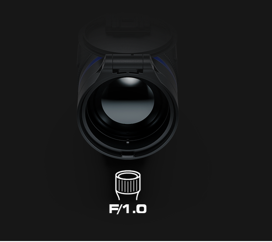 New Pulsar Thermion 2 XP50 Lens Specifications