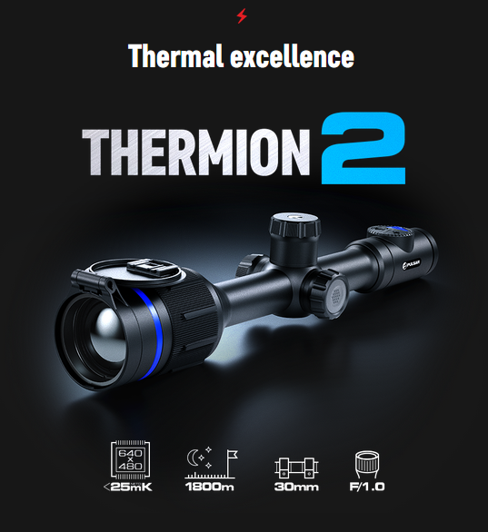 New Pulsar Thermion 2 XP50