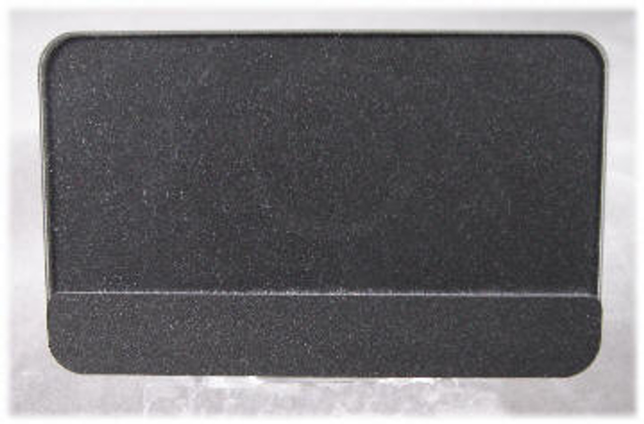 Un-Engraved Blank, Front Side, Name Plate