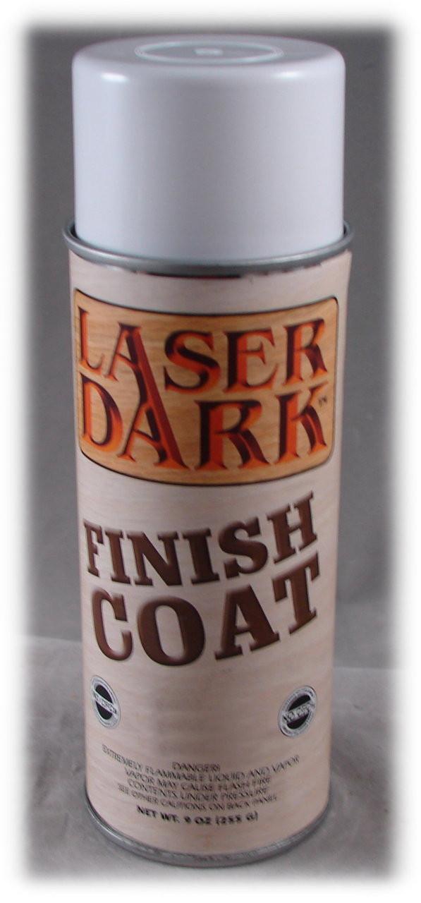 LaserDark Brown