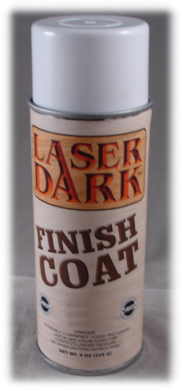LaserDark, Clear Sealer