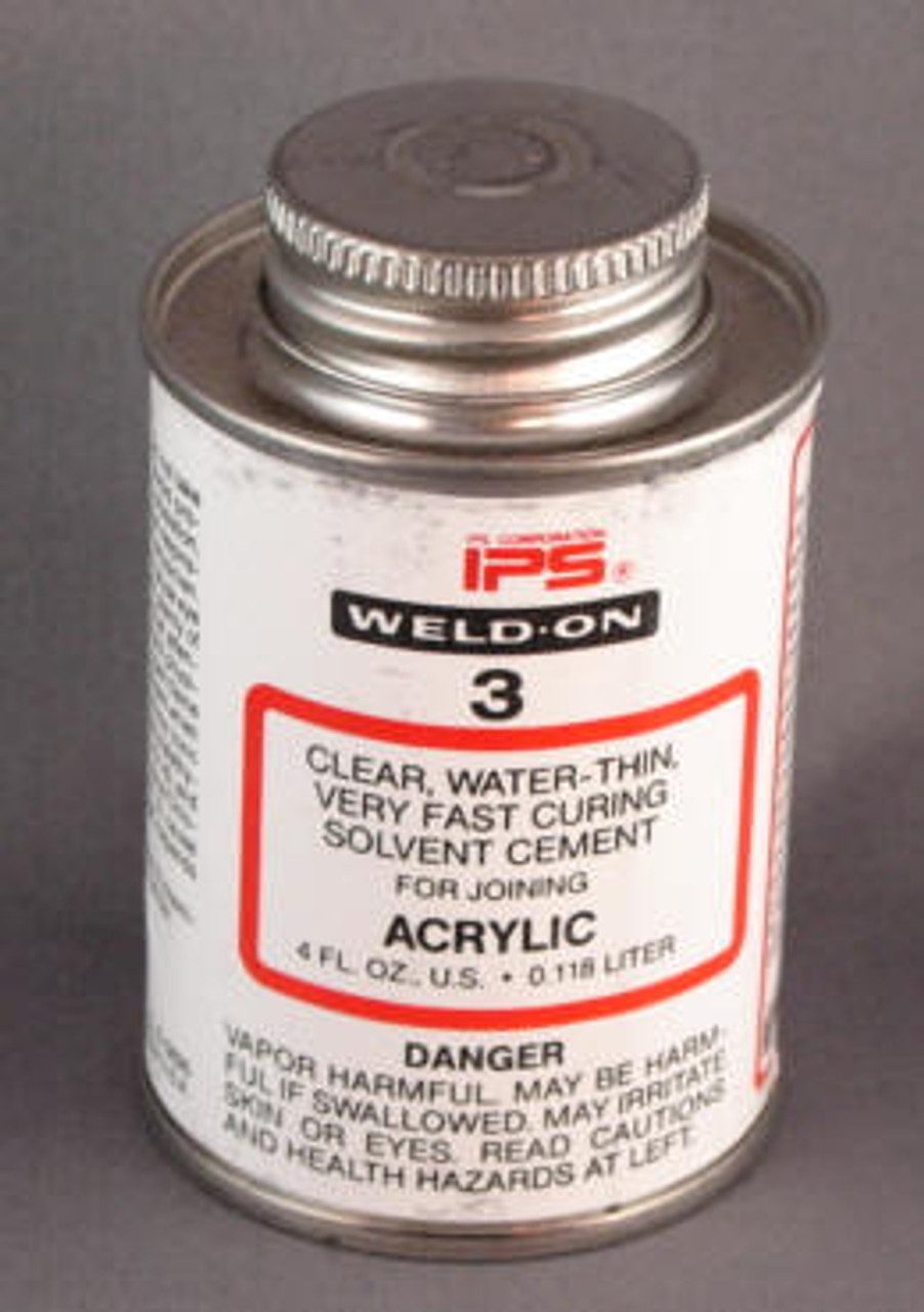 10799 Weld-On #3, 4oz can