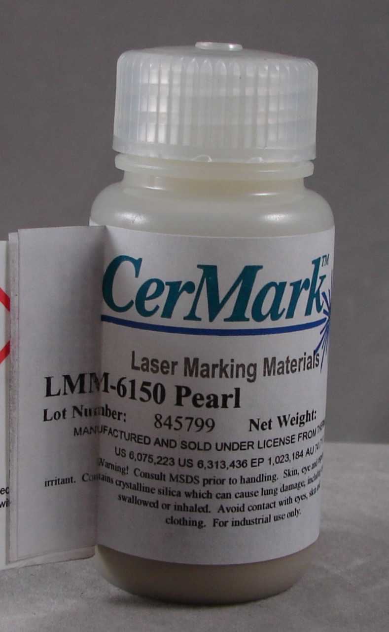 LMM6151.100: Copper Metal, 100 gram (paste) liquid,  Copper Mark for Stainless Steel, w/Preval Power Spray Unit, #95-0267
