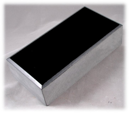 Granite  HeadStone, G-MB-4x8x2, w/Beveled top edge