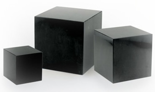 "LaserGrade Solid Cube - 4"" x 4"" x 4"", (6F)"