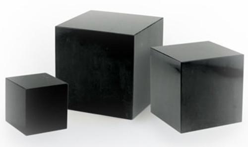 "LaserGrade Solid Cube - 5"" x 5"" x 5"", (6F)"