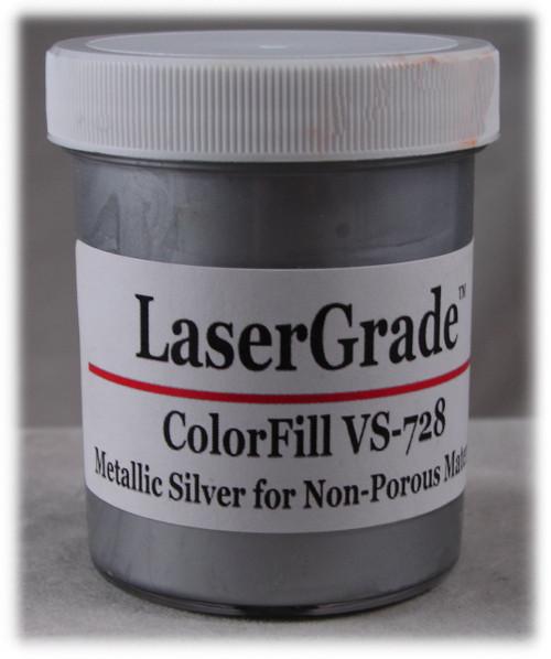 LaserGrade Metallic Silver, ColorFill,  4 ounce