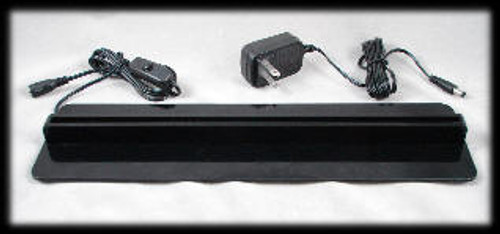 Black Acrylic LED Light Base