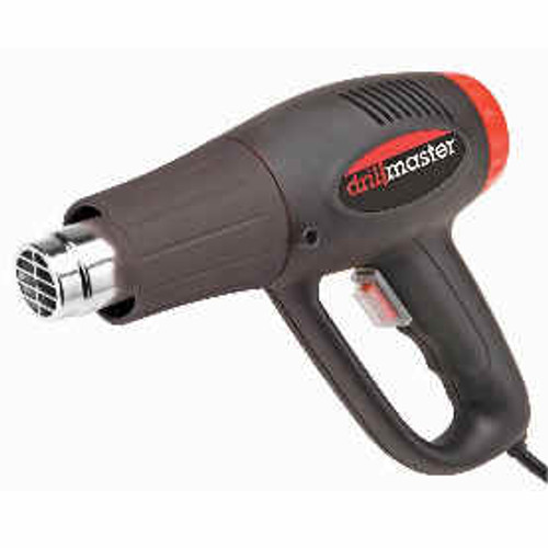 Heat Gun, 1500 Watt, Dual Range, 572/1112 degree