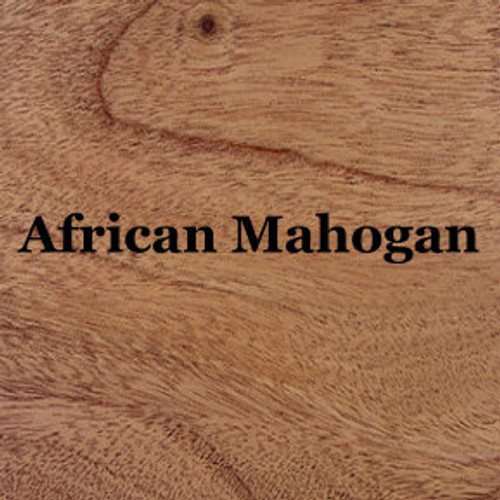 "2 - Sq.Ft. of 1/8"" African Mahogany"