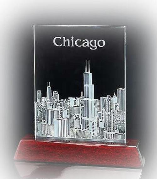 RWB-6x8GGA-Chicago Skyline