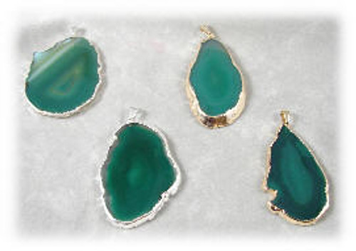 4-Green Agate Pendant Package
