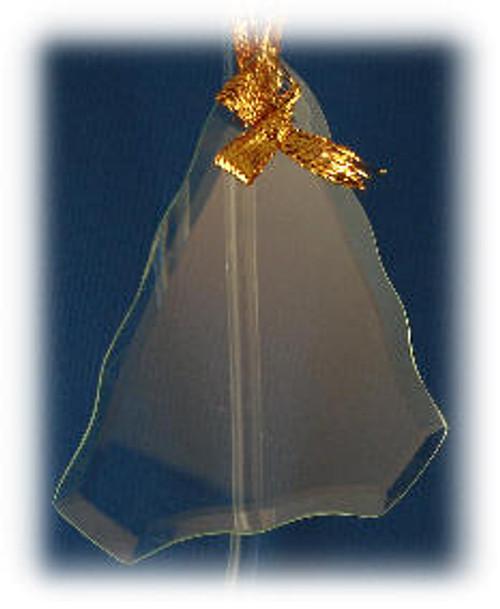 Tree Shape Ornament with Velvet Bag